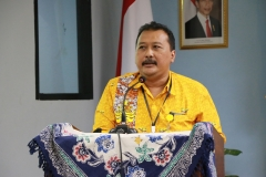 Chairman Dr. Putut Marwoto